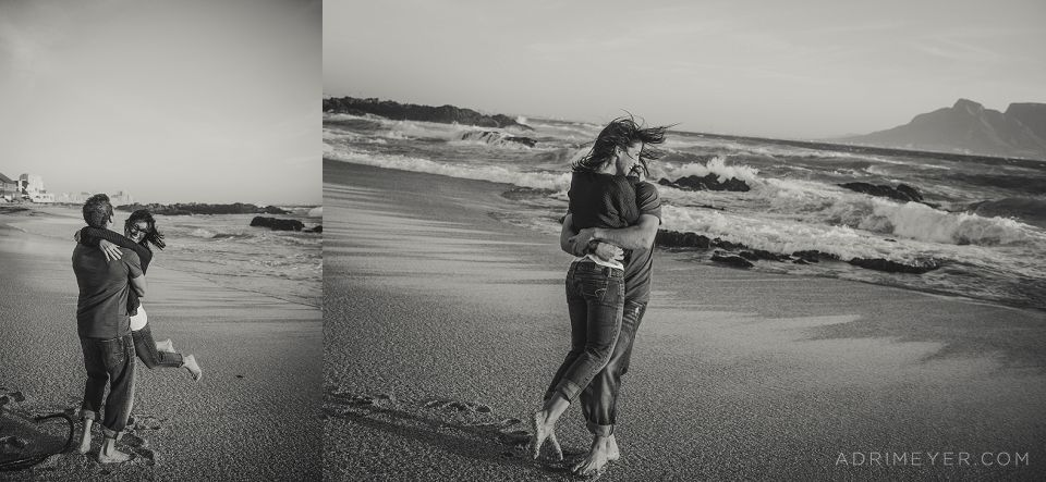 Adri Meyer Wedding Photography Engagement Session Beach_0002