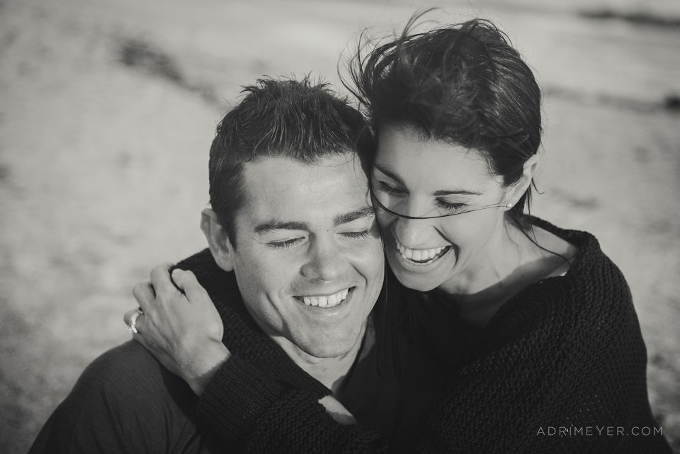 Adri Meyer Wedding Photography Engagement Session Beach_0007