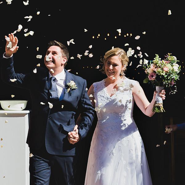 Langkloof Roses Wedding
